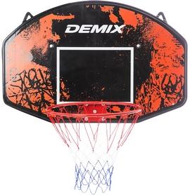 Щит баскетбольный Demix D-BRD90B10 90х60см