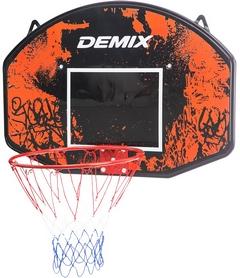Фото 2 к товару Щит баскетбольный Demix D-BRD90B10 90х60см