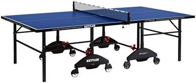 Cтол теннисный складной всепогодный Kettler Smash Outdoor 7