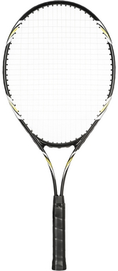 Ракетка тенисная Torneo Aluminum 27' TR-AL2711 черная