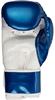 Перчатки для тай-бо Torneo A-305B синие - фото 2