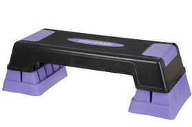 Фото 2 к товару Степ-платформа Torneo Step board A-123