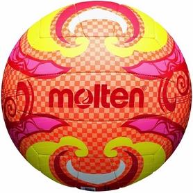 Мяч волейбольный пляжный Molten V5B1502-O