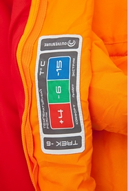 Фото 4 к товару Мешок спальный Outventure Trek -6 L-XL левый (IE203LR2L)