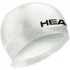 Шапочка для плавания Head 3D Racing М белая - фото 1