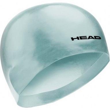 Шапочка для плавания Head 3D Racing М серая
