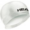 Шапочка для плавания Head 3D Racing L белая - фото 1