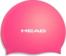 Фото 1 к товару Шапочка для плавания Head Silicone Flat single color pearl pink