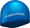 Шапочка для плавания Head Silicone Moulded MID голубая - фото 1
