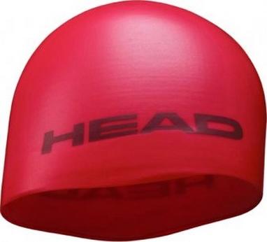 Шапочка для плавания Head Silicone Moulded MID малиновая