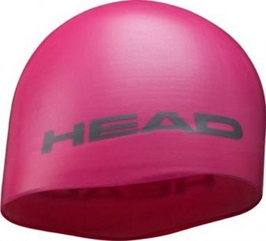 Шапочка для плавания Head Silicone Moulded MID розовая