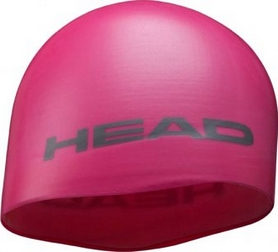 Фото 1 к товару Шапочка для плавания Head Silicone Moulded MID розовая