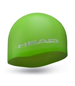 Шапочка для плавания Head Silicone Moulded зеленая