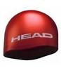 Шапочка для плавания Head Silicone Moulded красная - фото 1