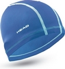 Шапочка для плавания Head Lycra синяя - фото 1