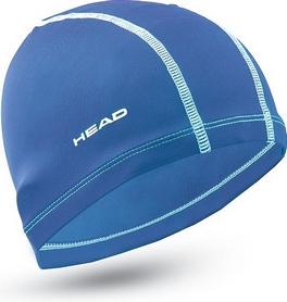 Шапочка для плавания Head Lycra синяя