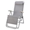 Кресло туристическое складное ТЕ-09 MT серое - фото 1