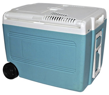 Автохолодильник Ezetil E-40 Roll Cooler 12/230 V EEI (40 л)