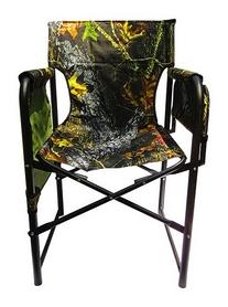 Фото 4 к товару Кресло туристическое складное с полкой