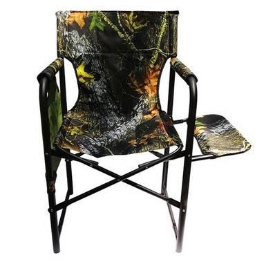 Кресло туристическое складное с полкой