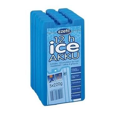 Аккумулятор холода Ezetil 5х220 гр