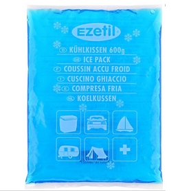 Фото 1 к товару Аккумулятор холода гелевый Ezetil Soft Ice 600