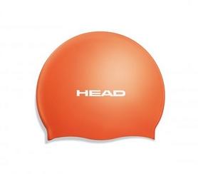 Фото 1 к товару Шапочка для плавания Head Silicone Flat single color pearl orange