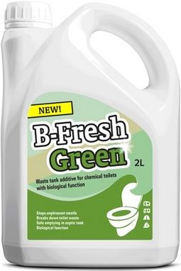Жидкость для биотуалетов Thetford B-Fresh Green 2 л