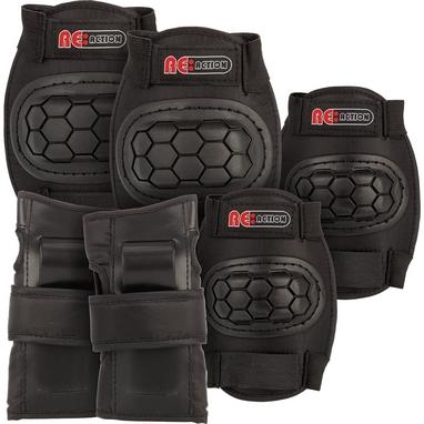 Защита спортивная детская Reaction PRK05-B (комплект)