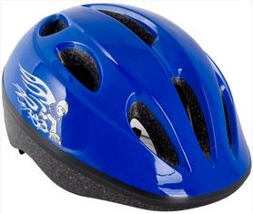 Шлем спортивный детский Reaction RHK34-BL синий