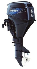 Фото 1 к товару Мотор лодочный четырехтактный Tohatsu MFS8A3 EPL