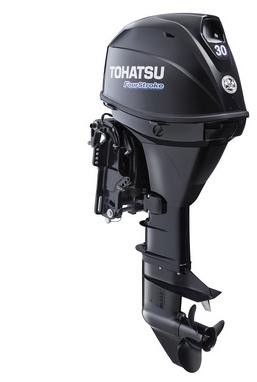 Мотор лодочный Tohatsu MFS30C EPL