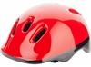 Коньки роликовые + шлем и защита Reaction красный/черный - фото 6