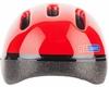 Коньки роликовые + шлем и защита Reaction красный/черный - фото 7