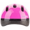 Коньки роликовые + шлем и защита Reaction розовый - фото 7