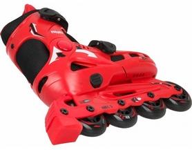 Фото 2 к товару Коньки роликовые раздвижные Reaction Galaxy Kid's adjustable inline skates GL13RB