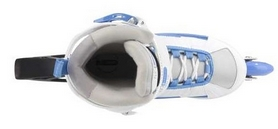 Фото 4 к товару Коньки роликовые женские Reaction Women's Inline Skates R706W-0Z белый/синий