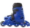 Коньки роликовые раздвижные детские Reaction Kid's inline skates of extension-type RC15BZ3 синие - фото 1