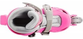 Фото 6 к товару Коньки роликовые раздвижные детские Reaction Kid's inline skates of extension-type RC15GX2 розовый