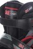Коньки роликовые раздвижные детские Reaction RN16B-9R черный/красный - фото 9