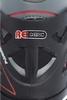 Коньки роликовые раздвижные детские Reaction RN16B-9R черный/красный - фото 11