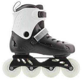 Фото 5 к товару Коньки роликовые Reaction Inline skates URB14-BR черный/красный