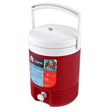 Термоконтейнер Igloo Legend 2 Gallon (7,6 л) красный