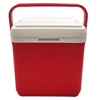Термоконтейнер Mega (30 л) красный