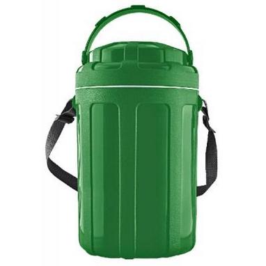 Термоконтейнер для еды Mega (3,5 л) зеленый