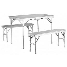 Стол раскладной + 2 скамейки TE-022 AS