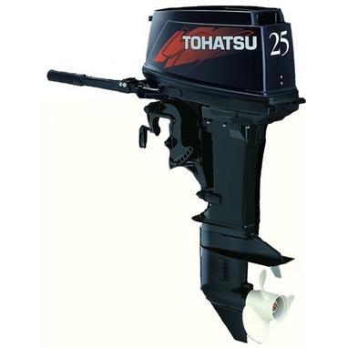 Мотор лодочный Tohatsu M25H L