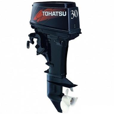 Мотор лодочный двухтактный Tohatsu M30H EPL