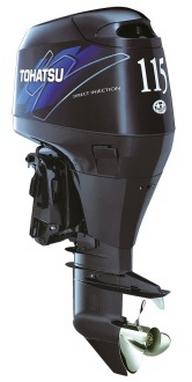 Мотор лодочный Tohatsu MD115A5 EPTOL