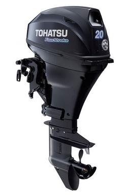 Мотор лодочный Tohatsu MFS20D EPS